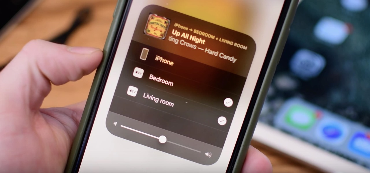 Play & Control Music in Multiple Rooms with AirPlay 2 on Your iPhone