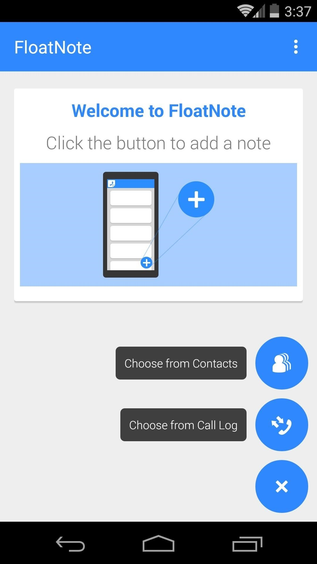 FloatNote Gives You Contact-Specific Popups That Remind You What to Talk About During Calls