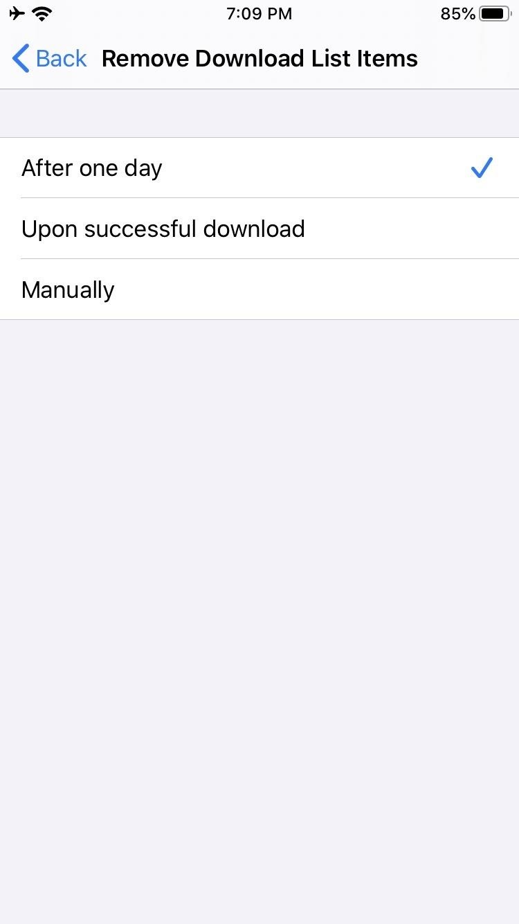 How to Use Safari's New Download Manager in iOS 13