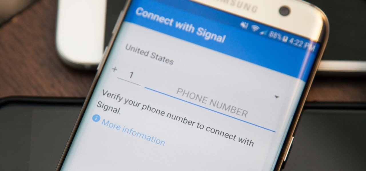 Signal 101: How to Register Using a Google Voice Number
