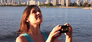 Take fantastic scenery/landscape photos with an iPhone