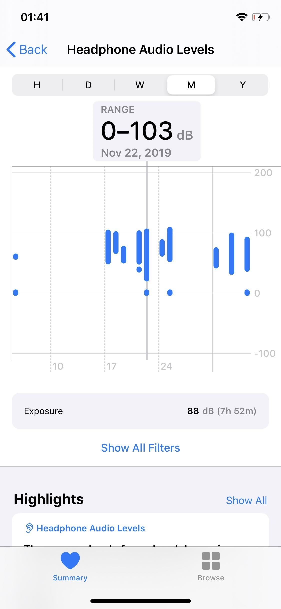 Use Apple Health to See if Your Headphones Are Too Loud When Connected to Your iPhone