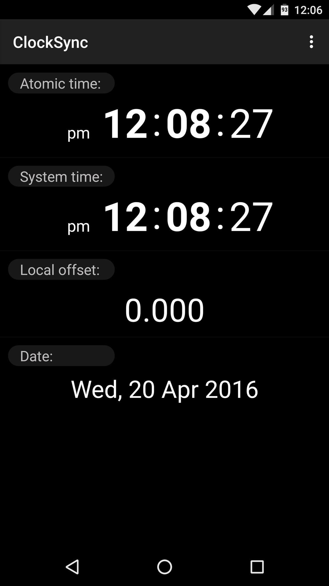 How to Set Your Android to Atomic Time for a Perfectly Synced Clock