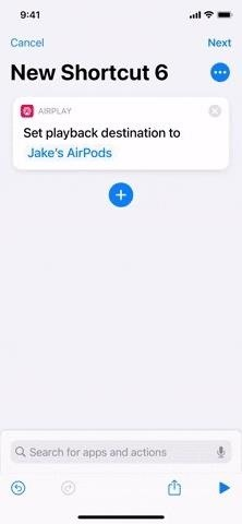 The fastest way to connect AirPods to your iPhone from another device