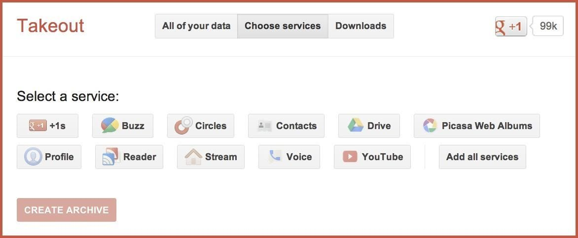 How to Get All of Your YouTube Videos Back from Google Using Takeout