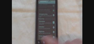 Imrpove battery life on your Motorola Droid