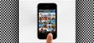 Take and share photos on the Apple iPhone 3G