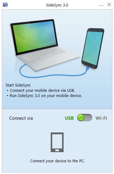 How to Control Your Samsung Galaxy Device from a Mac or