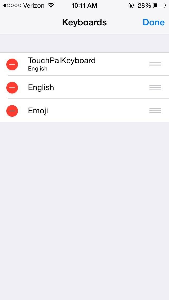 How to Set Up TouchPal & Other Third-Party Keyboards on Your iPhone in iOS 8