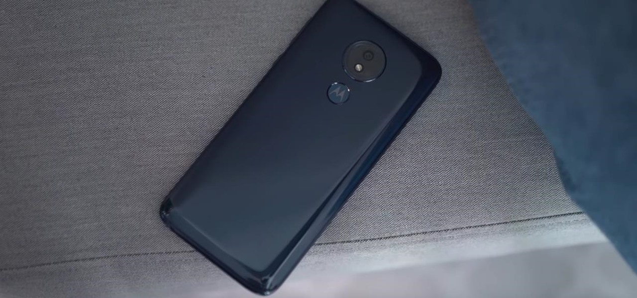Everything You Need to Know About the New Moto G7 Power
