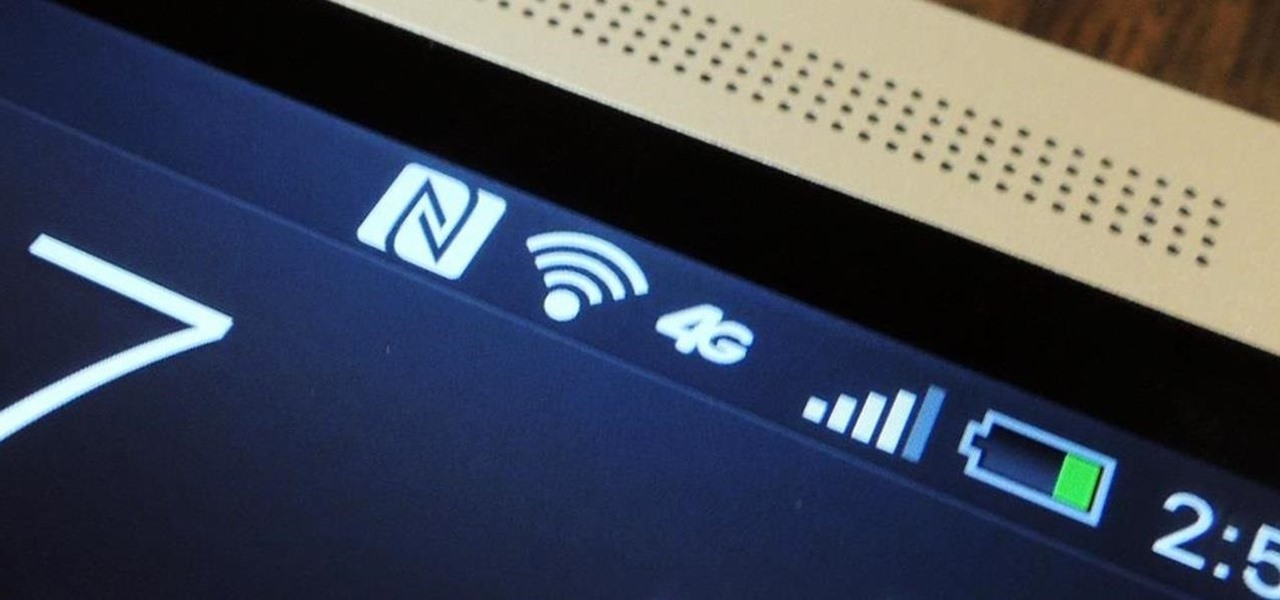 Hide That Pesky NFC Icon from Your HTC One's Status Bar (Root Required)