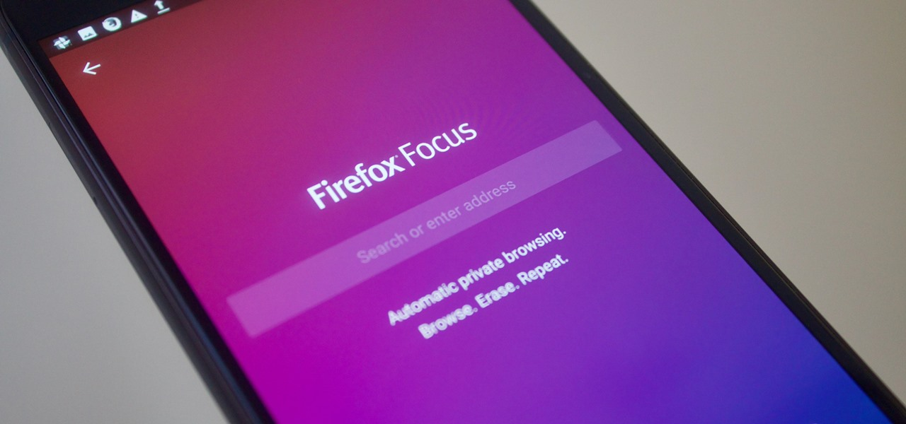 Concerned About Privacy? Firefox Focus Is Here to Save the Day