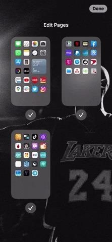 How to Hide Entire Home Screen Pages on Your iPhone in iOS 14 for Easier Layout