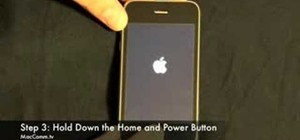 Put an unresponsive iPhone into DFU mode