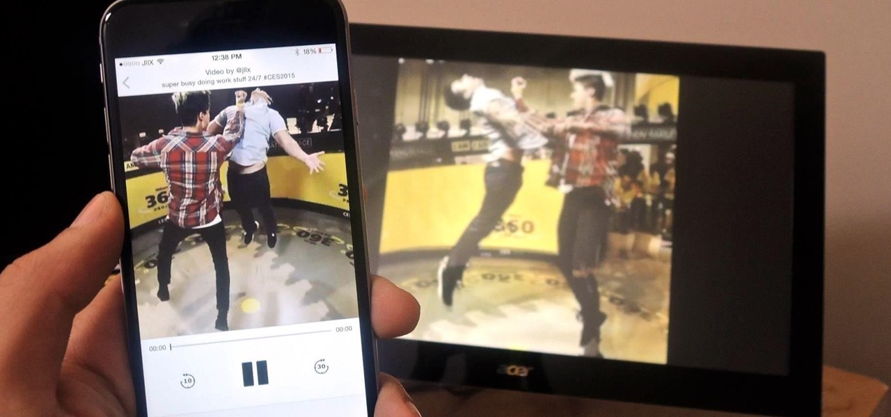 Stream Music, Photos, & Videos on Your iPhone to Your TV