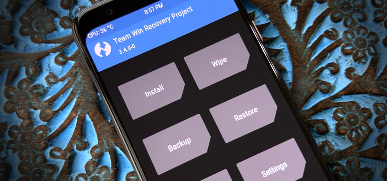 Install TWRP Recovery on Your Pixel 4 or 4 XL