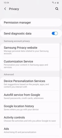 15 Galaxy S20 Privacy & Security Settings You Should Double Check Right Away
