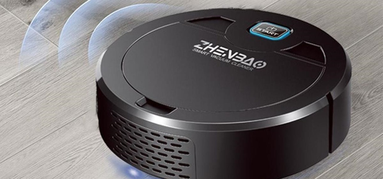 Let This $40 Robot Clean Your Hard Floors for You