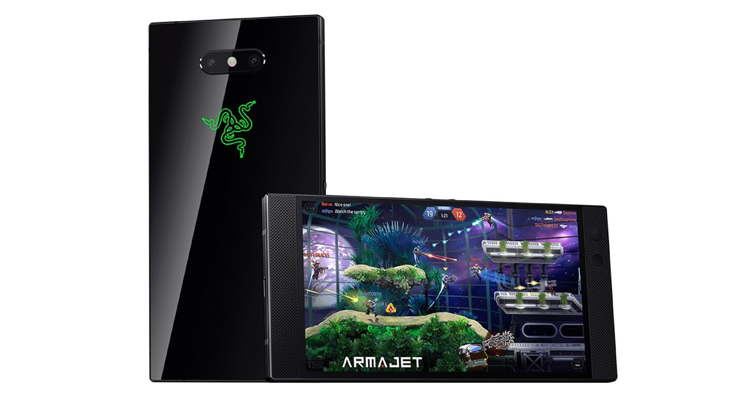 The Razer Phone 2 Goes Official with 2018 Internals in a 2017 Body
