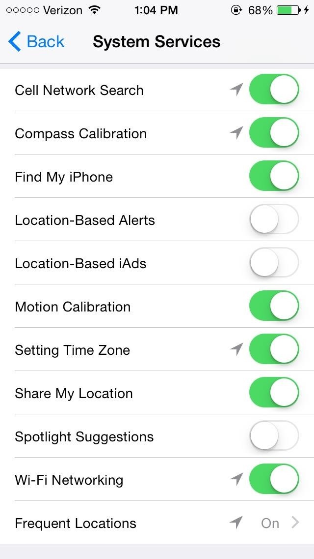 How to Maximize Your iPhone's Battery Life in iOS 8