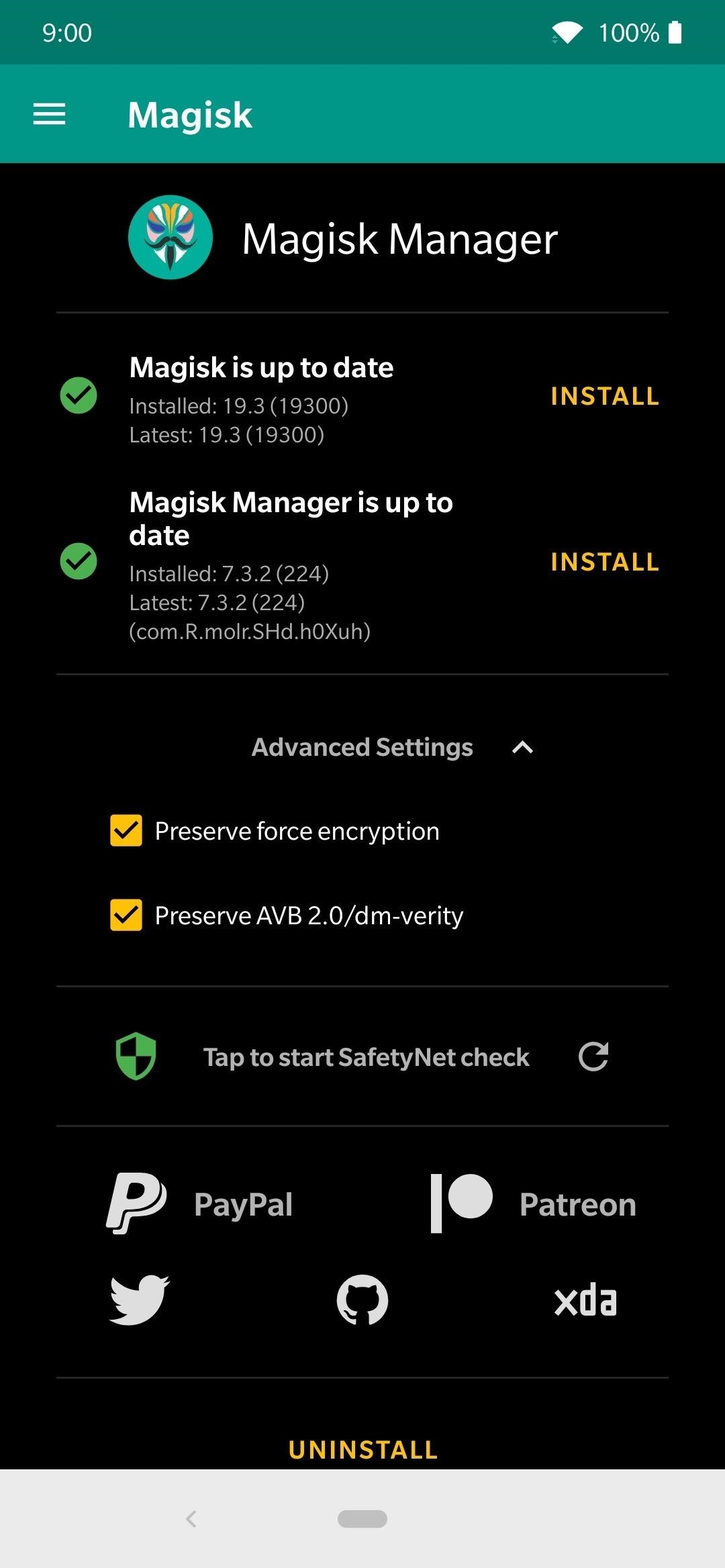 How to Enable Dark Mode in Magisk