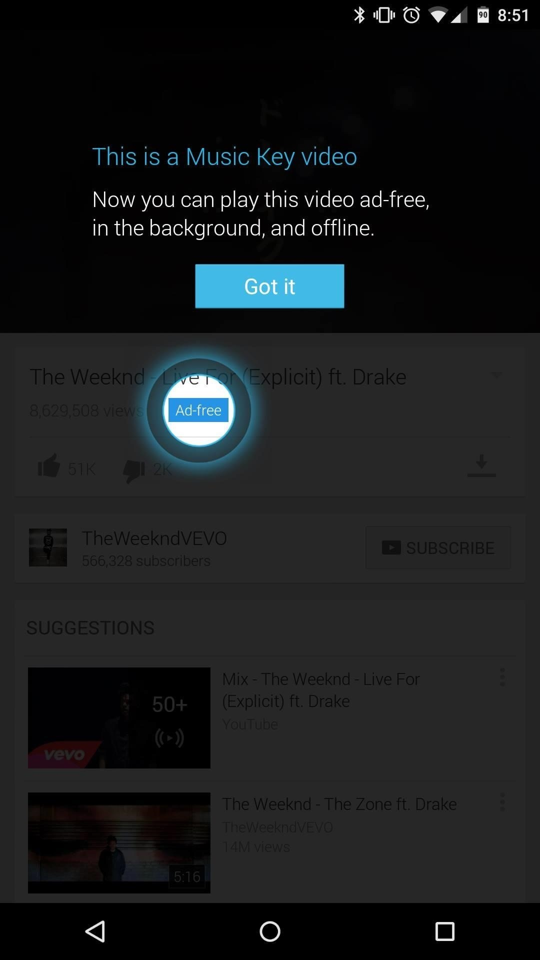 YouTube Music Key Is Live: How to Enable Background Playback, Download Tracks, & More