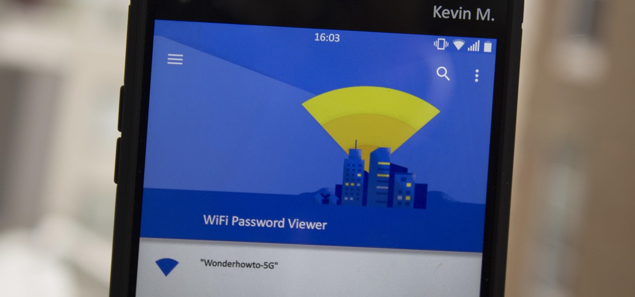 Easily See Passwords for Wi-Fi Networks You've Connected Your Android Device To