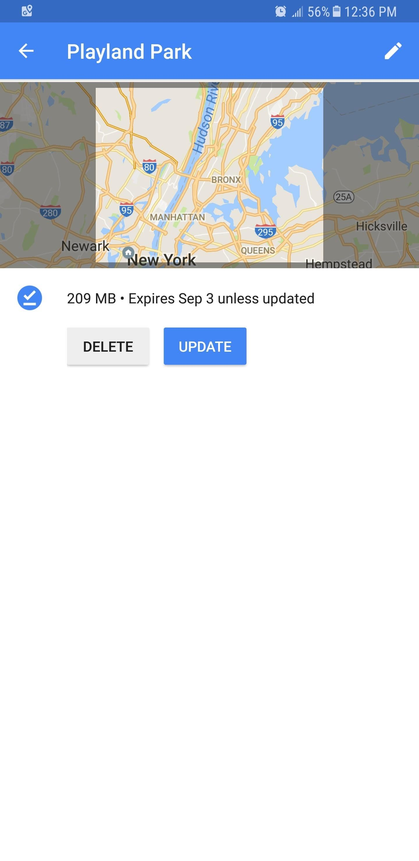 Google Maps 101: How to Download Maps for Offline Use