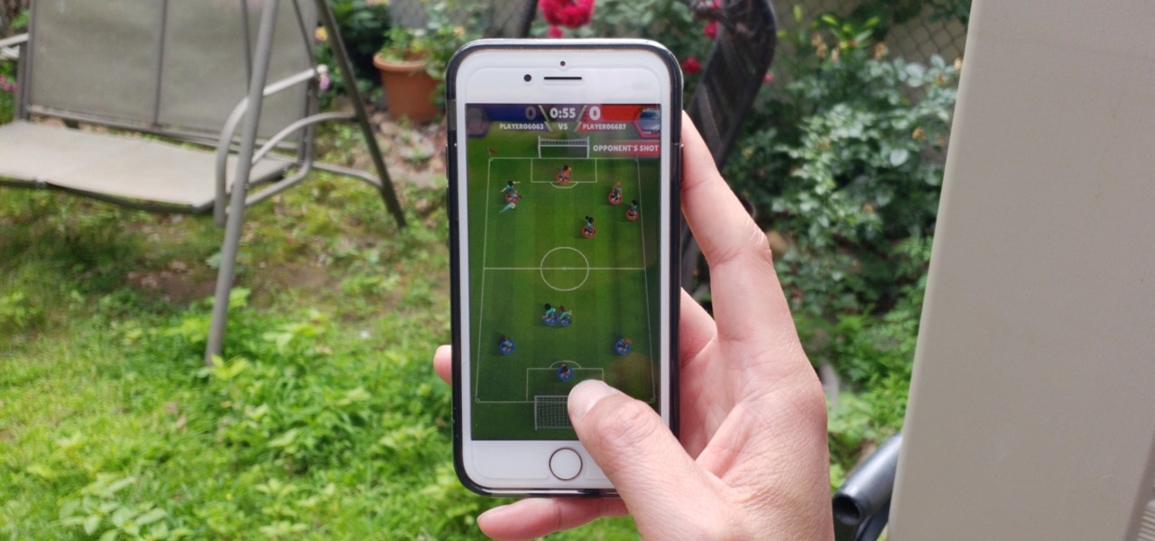 Get Your FIFA Fix & Play Kings of Soccer on Your iPhone Right Now