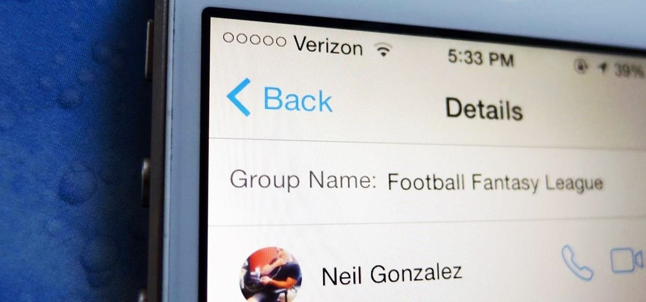 Give Group Messages Custom Names in iOS 8