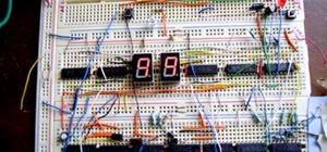 DIY Digital Combination Clock