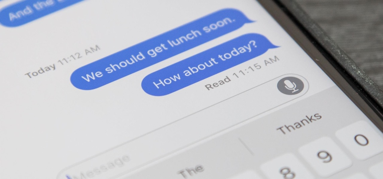 How to Enable & Disable Read Receipts for iMessages