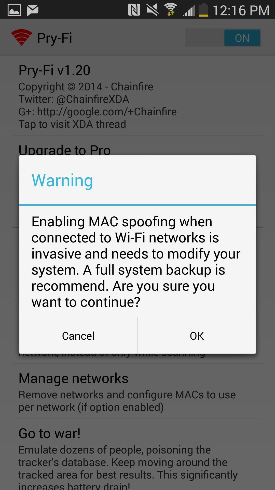 How to Stop Retail Stores from Tracking You While Shopping with Your Galaxy Note 3