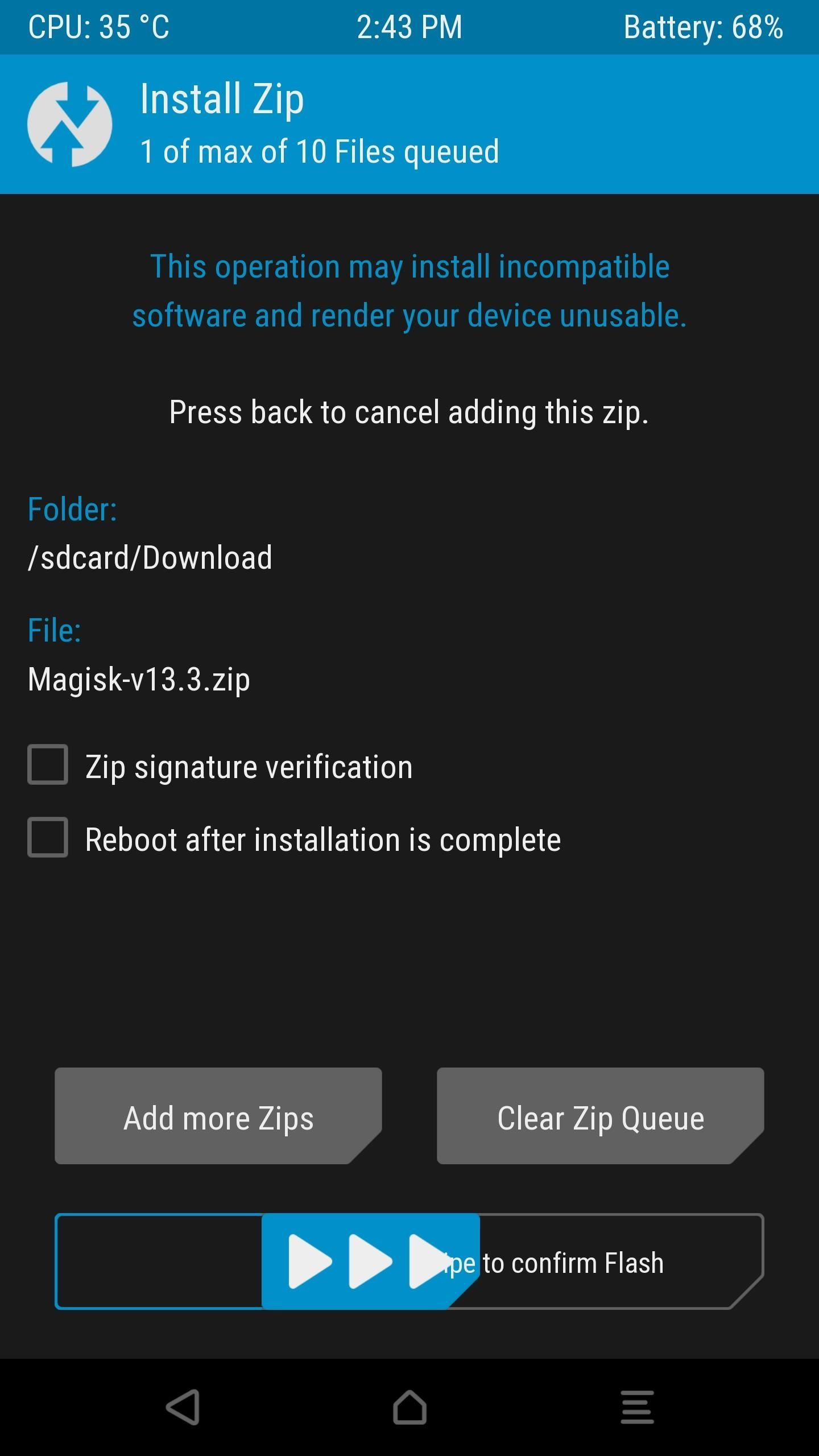 Magisk 101: How to Install Magisk & Root with TWRP