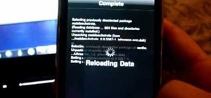 Jailbreak and unlock any 3G + iPhone on iOS 4.1 / 4.2.1 with Redsn0w