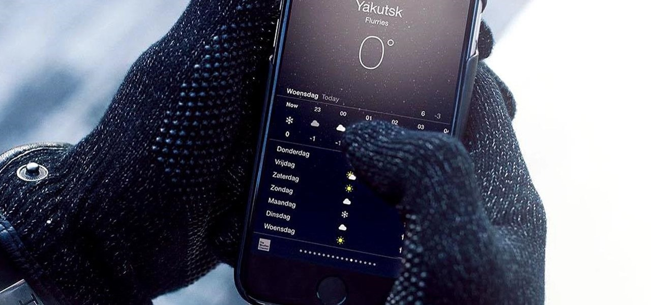 The Best Touchscreen Gloves to Get You Through the Winter