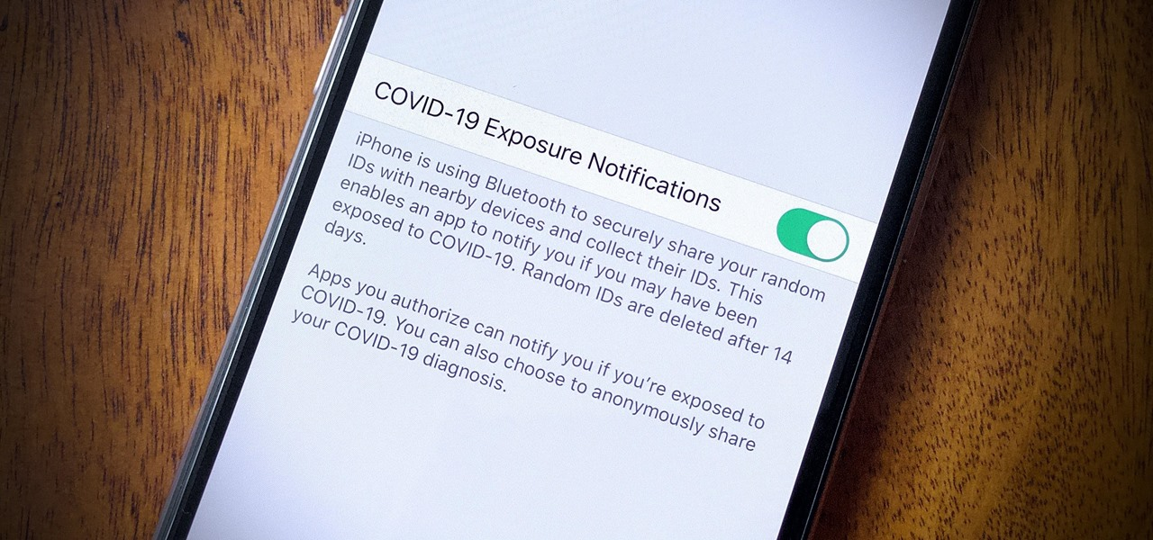 Disable COVID-19 Exposure Notifications in iOS 13.5