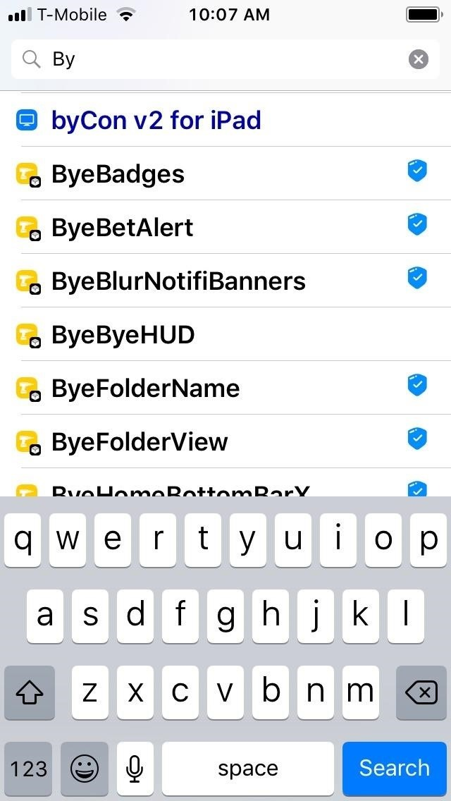 To Instantly Know Which Jailbreak Tweaks Work on Your iPhone