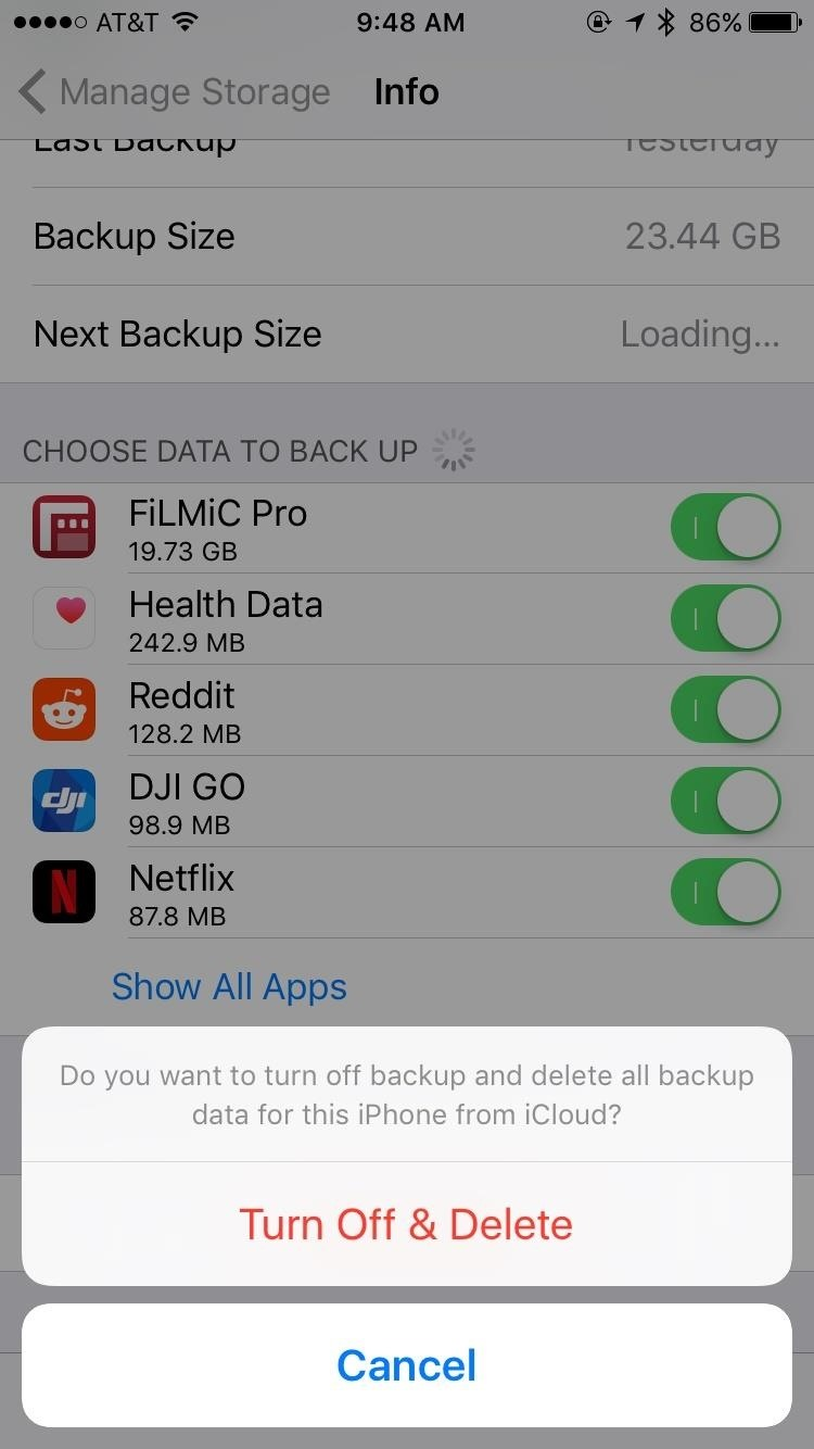 backup sms iphone ios 8