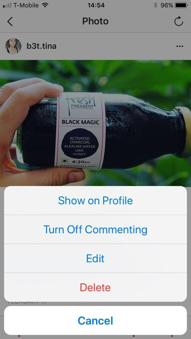 Instagram 101: New Archive Feature Allows You to Hide, but Never Delete Your Shameful Photos