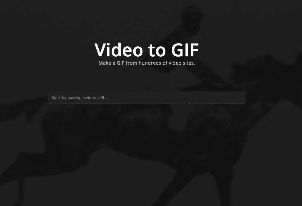 Turning Video Clips into High-Quality GIFs Is the Easiest Thing Ever with Imgur