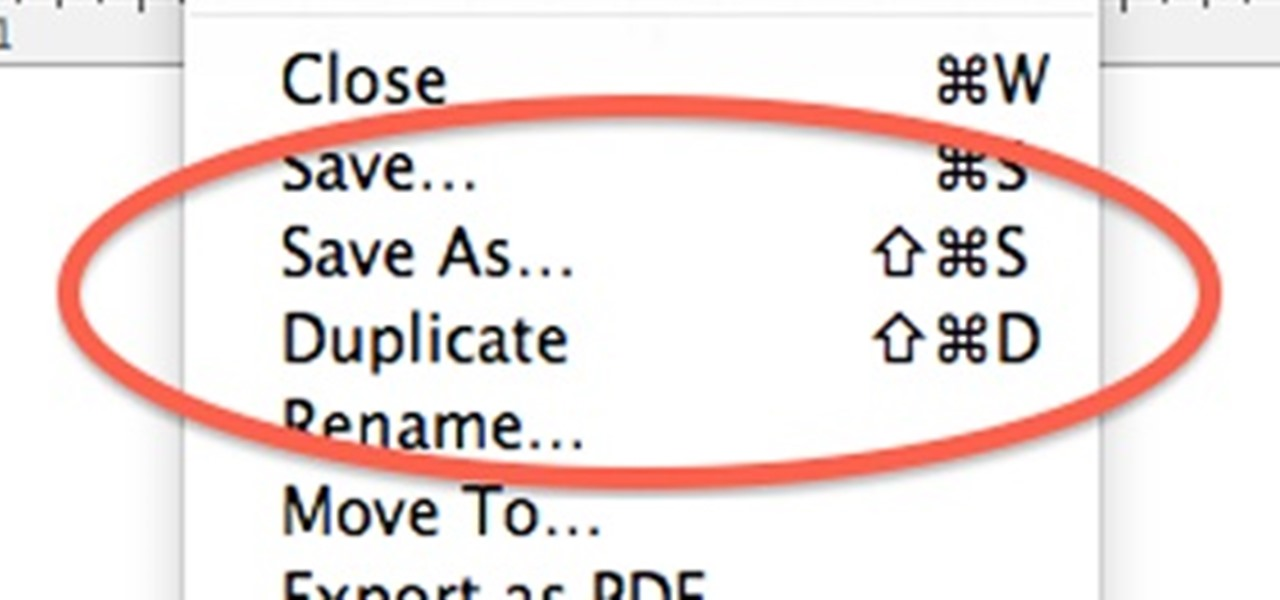 "Is the ""Save As"" Option Really Back in OS X Mountain Lion?"