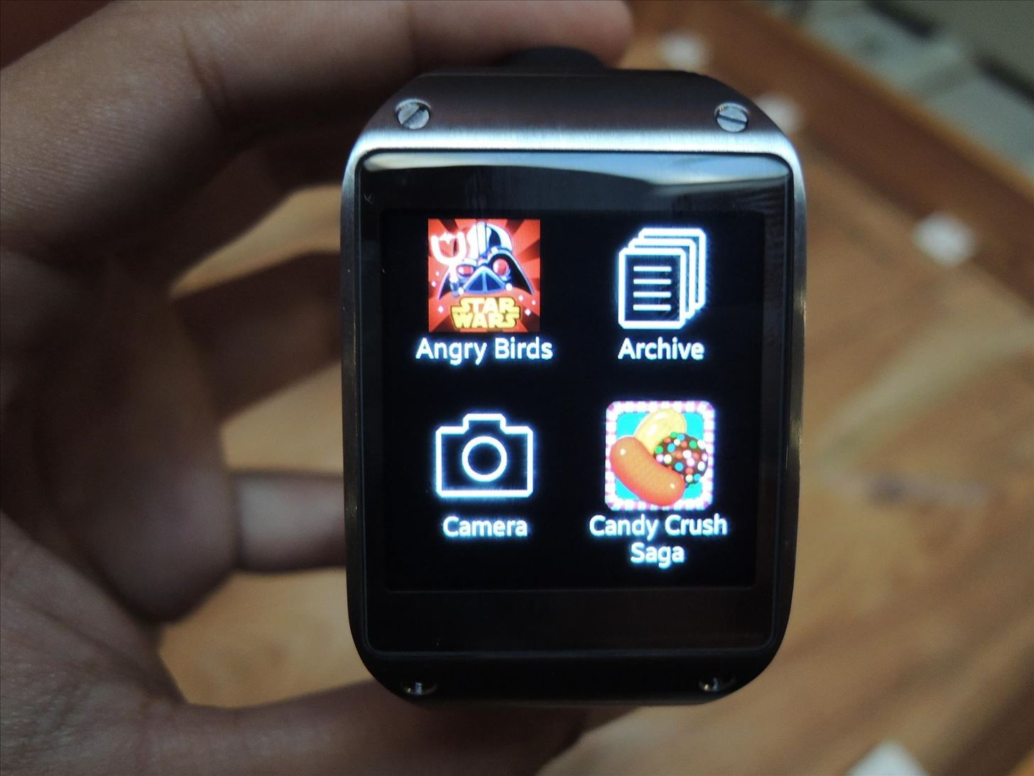 How to Install & Play Candy Crush Saga (& Other Games) on Your Samsung Galaxy Gear Smartwatch