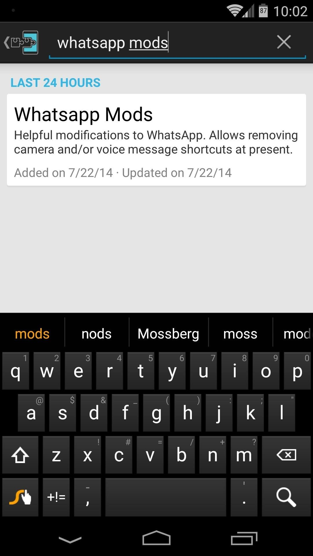 How to Remove Button Clutter from the WhatsApp Interface on Android