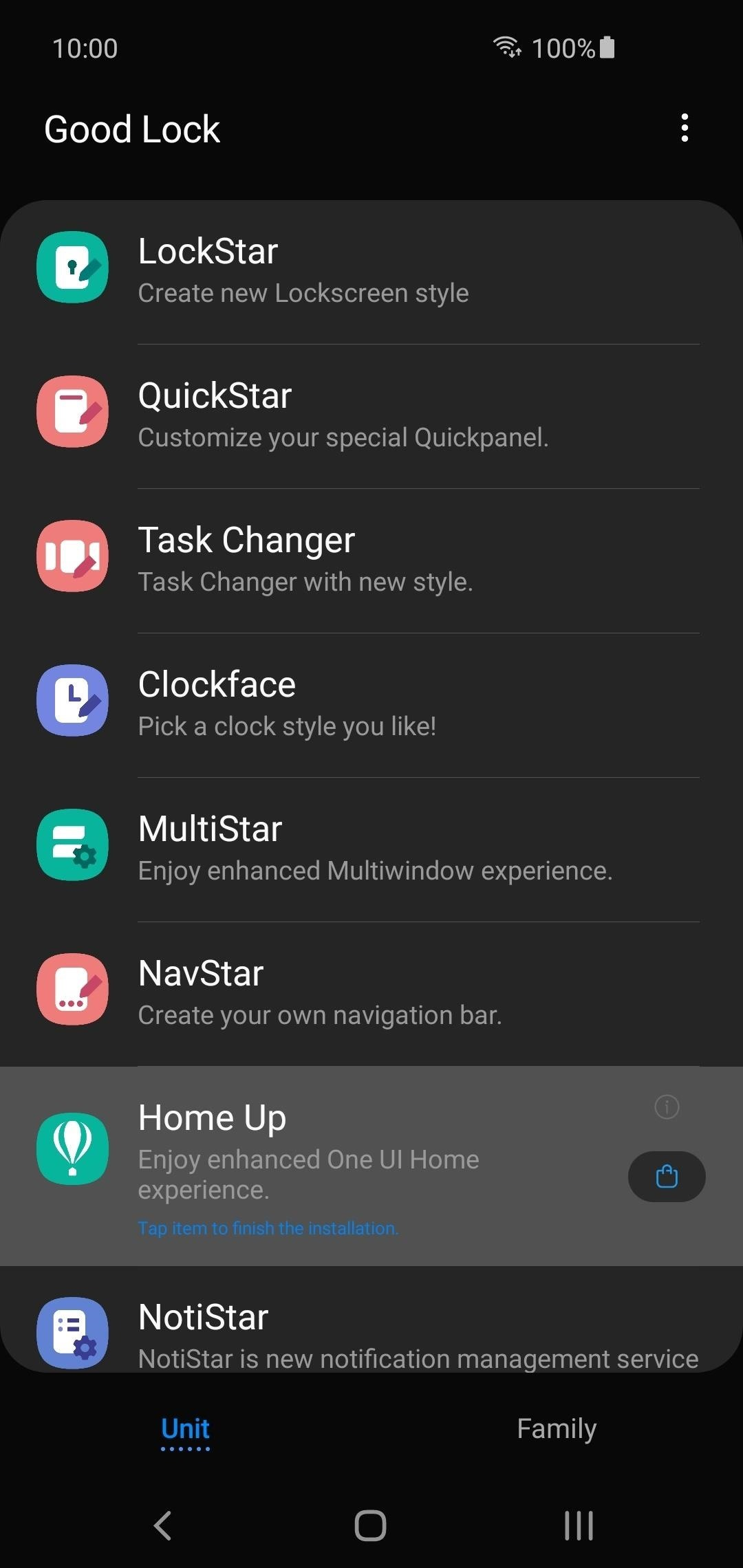 How to Make Samsung's App Drawer Loop Back Around Endlessly