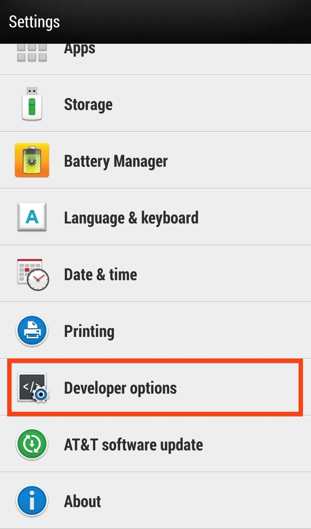 How to Enable USB Debugging on Your HTC One « HTC One :: Gadget Hacks
