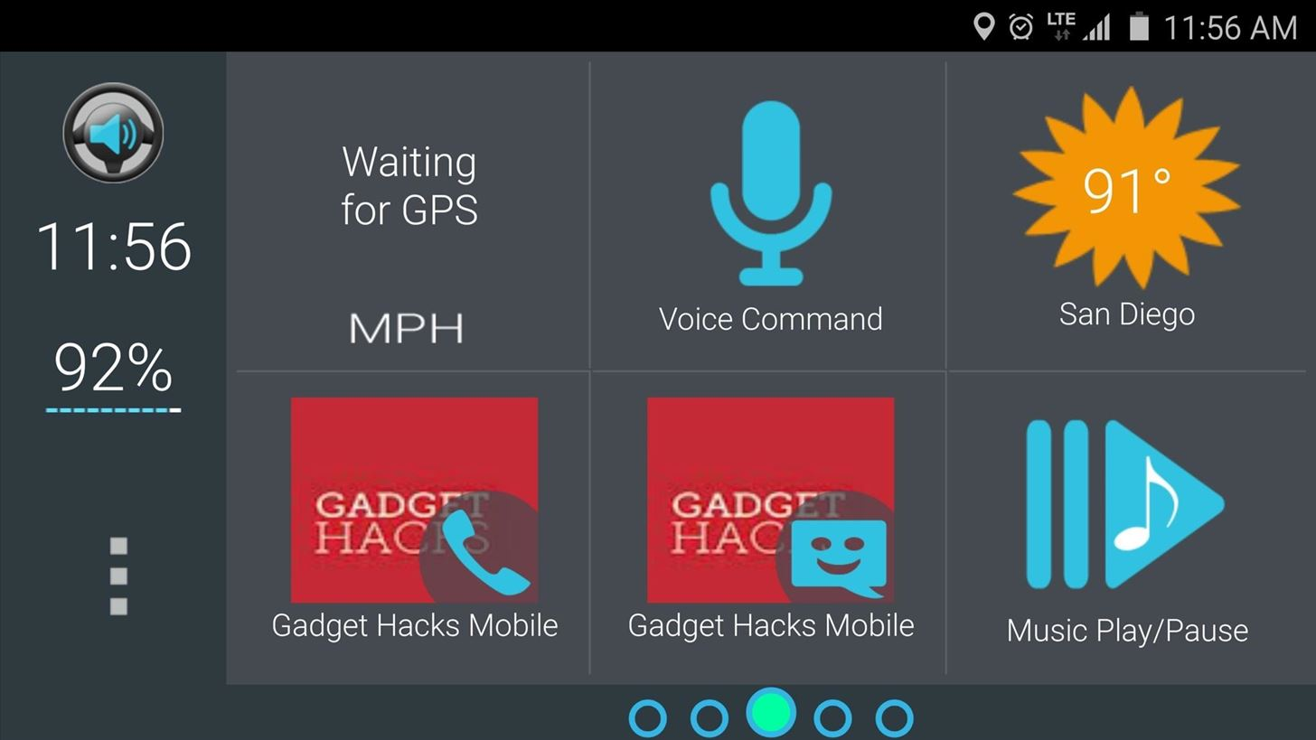 The 5 Best 'Car Mode' Apps for Android « Android :: Gadget Hacks