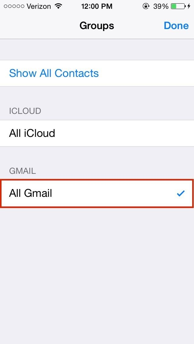 How to Find & Fix Missing Contacts in iOS 7.1.2