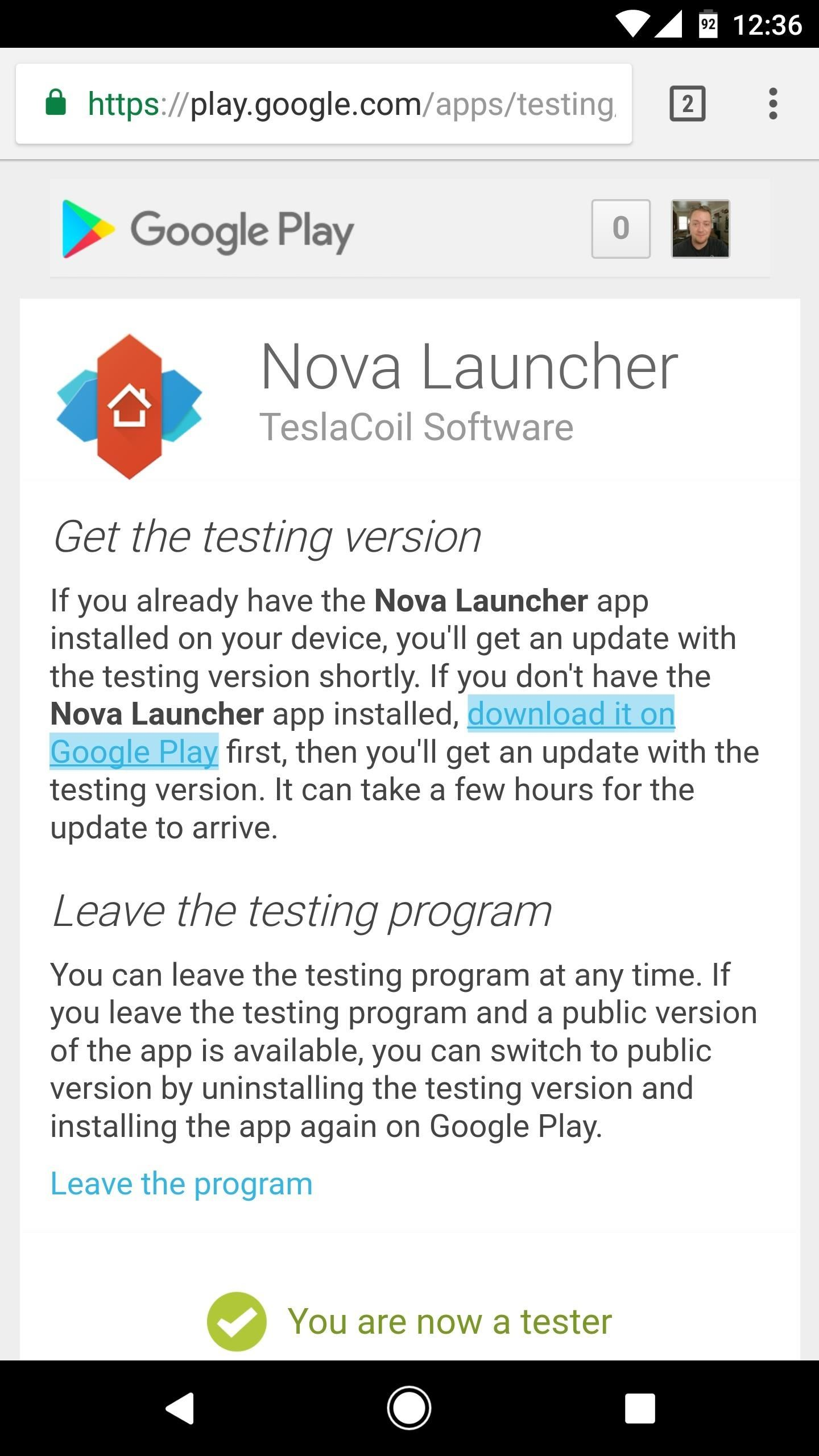 Get an Integrated Google Now Page in Nova Launcher — No Root Needed