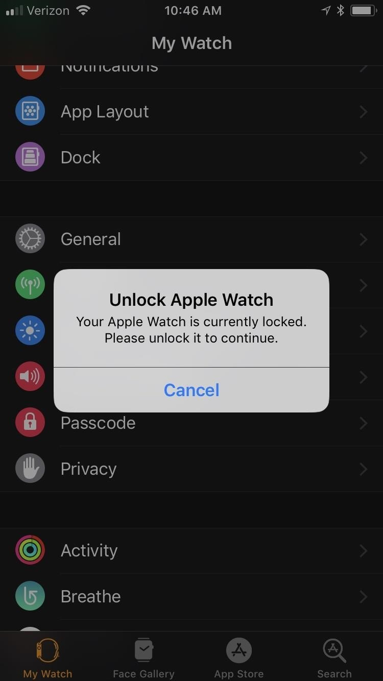 How to lock your Apple Watch with a passcode to increase security and keep your eyes alert